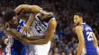 NBA'de Embiid ve Towns'a iki maç ceza
