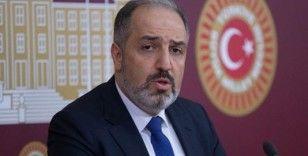 AK Parti'den istifa eden Yeneroğlu'dan Mahir Ünal'ın sert eleştirisine yanıt