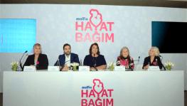 'Hayat Bağım' projesi ile 1 yılda 5 bin anneye ve 350 ebeye ulaşılacak.