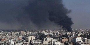 İsrail'den Gazze'ye hava ve topçu saldırısı