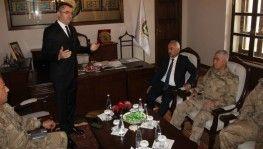 Bakan Yardımcısı Ersoy ''Son teröristi etkisiz hale getirene kadar mücadelemize kararlı bir şekilde devam edeceğiz''
