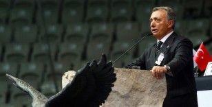 Ahmet Nur Çebi: Özlediğimiz Beşiktaş'a kavuşmak için çalışacağız