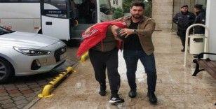 Hakkında 6 yıl 11,5 ay hapis cezası bulunan şahıs tutuklandı