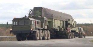 Rusya filosuna yeni balistik füze yerleştirdi