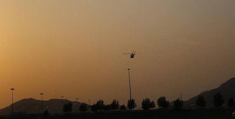 Güney Kore'de helikopter denize düştü: 7 kişi kayıp