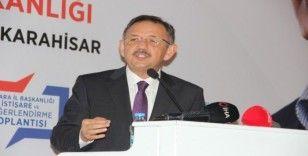 """AK Parti'li Özhaseki: """"Algı operasyonunu ustaca yapmaya başladılar"""""""