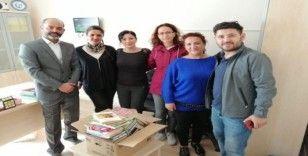 ESÇAD'dan köy okullarına kitap toplama kampanyası