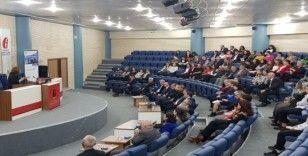 Eskişehir Vergi Dairesi Başkanlığı çalışanlarına eğitim semineri