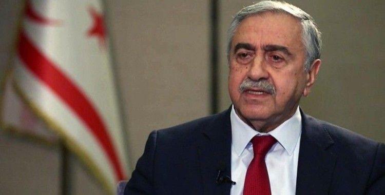 KKTC Cumhurbaşkanı Akıncı'dan Rum Yönetimi Lideri Anastasiadis'e çağrı