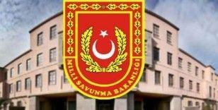 """MSB: """"ABD Temsilciler Meclisi'ni ve terör örgütü PKK/YPG'yi 'müttefik' olarak tanımlayan Fransa Ulusal Meclisi'ni kınıyoruz"""""""