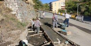 Bitlis Belediyesi su kanallarında çalışma başlattı
