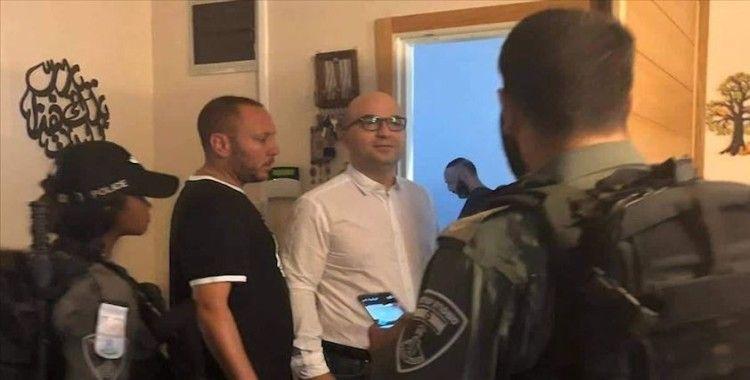 İsrail gözaltına aldığı Kudüs İşleri Bakanını 6 saat sonra serbest bıraktı