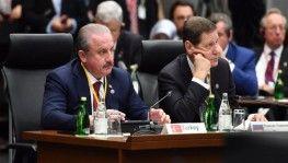 TBMM Başkanı Şentop'tan BM ve G20 eleştirisi