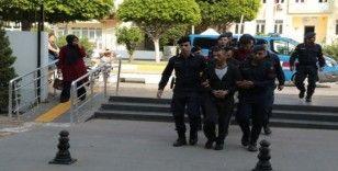 Manavgat'ta uyuşturucu tacirleri arasında silahlı çatışma: 4 gözaltı