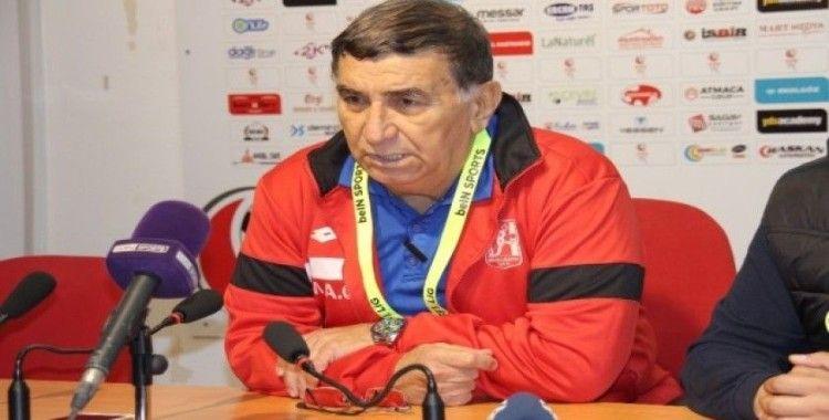 "Mustafa Ati Göksu: ""Futbola özgü her şey vardı"""