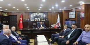 Başkan Demirtaş, hizmetlerini anlattı