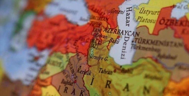 Azerbaycan-İran sınırında 1 kaçakçı etkisiz hale getirildi