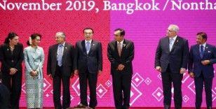 ASEAN üyesi ülkeler Tayland'ta buluştu