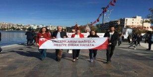 Mehmet Akif Ersoy Devlet Hastanesinde Organ Bağışı Haftası etkinlikleri