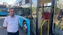 Kız kaçırılan minibüsü kovalayan özel halk otobüsü şoförü o anları anlattı