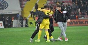 Kayserispor 21 hafta sonra gol yemedi