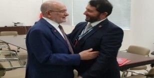 SP Genel Merkezi'ne Kayseri'den iki önemli görev