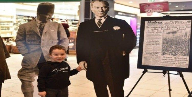 Sonsuz Atatürk sergisi açıldı