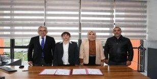 SAÜ ile İl Milli Eğitim Müdürlüğü arasında iş birliği yapıldı