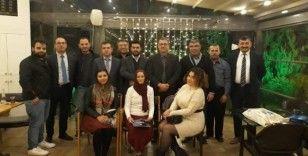 Cezayir University Aboubekr Belkaid yetkilileri Kütahya'da