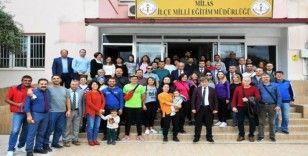 Milaslı öğretmenler, Muğla'yı temsil edecekler