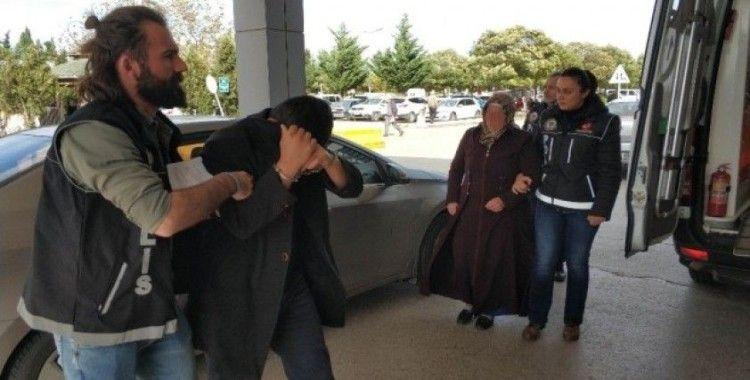 Samsun'da 14 kilo 400 gram esrar ele geçirildi: 4 gözaltı