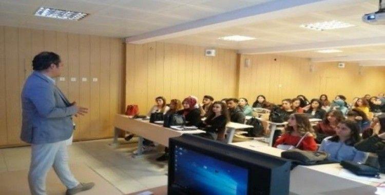 NEVÜ'de öğrenci-işveren buluşması gerçekleşti