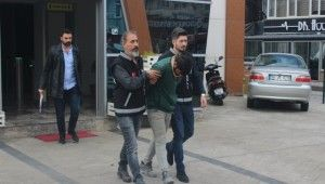 2 günde 250 bin TL'lik vurgun yapan sahte polis, şantiyede yakalandı