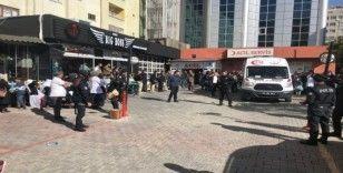 Siirt'te hastanede yangın çıktı, hastalar tahliye edildi