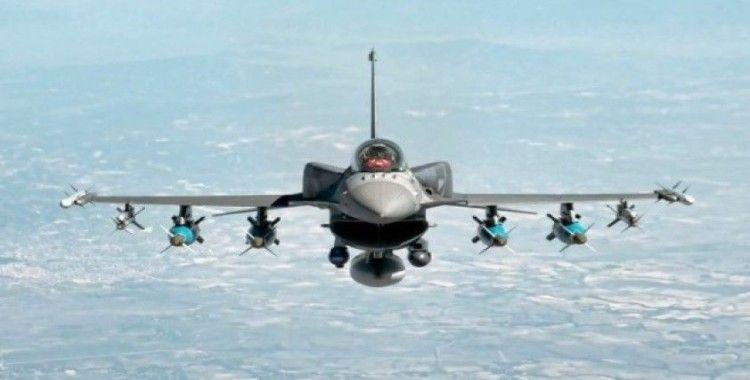 Irak'ın kuzeyine hava harekatı: 2 PKK'lı terörist etkisiz getirildi