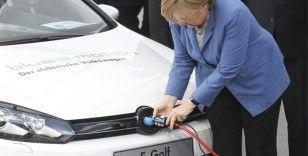 Almanya elektrikli araçları için 1 milyon şarj ünitesi kuracak