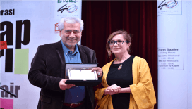 TÜYAP 'Kültür Fuarları Onur Ödülleri' sahiplerini buldu