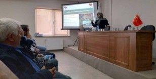 Sivrihisar Devlet Hastanesi'nden 'Meme Kanseri' ve 'Organ Bağışı' konferansı