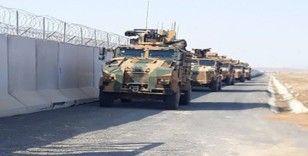 Türk ve Rus askerlerinin Fırat'ın doğusunda ikinci ortak kara devriyesi başladı