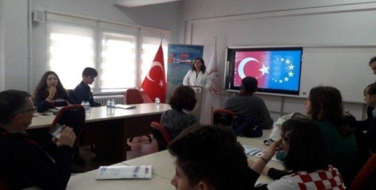 Fatih Fen Lisesinden 2023 vizyonuna Erasmus+ katkısı