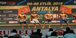 Milli vücut geliştirme sporcuları Dubai'de Türkiye'yi temsil edecek