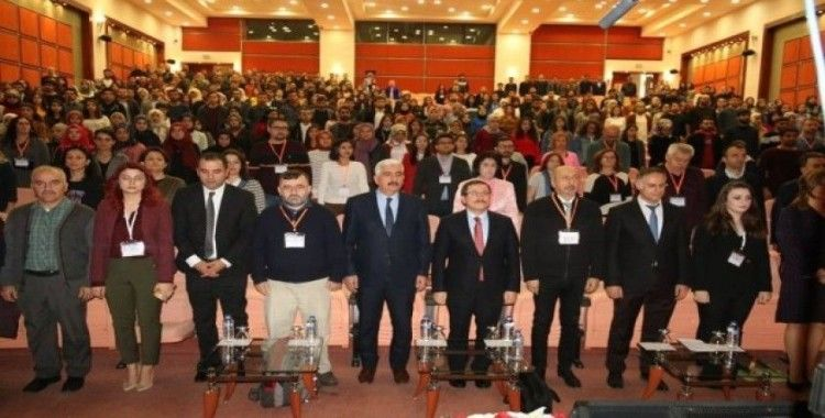 Uluslararası Özel Yetenekliler Eğitimi Kongresi düzenlendi