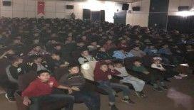 Hizan'da sinema etkinliği