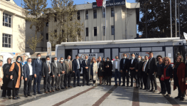 Beykoz'da lösemi farkındalığı için anlamlı etkinlik