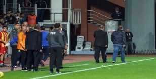 Sergen Yalçın'ın PFDK'ya sevki Yeni Malatyaspor'u ayağa kaldırdı