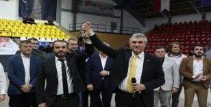"""Başkan Yüce: """"Sakaryaspor'un her zaman yanındayım"""""""