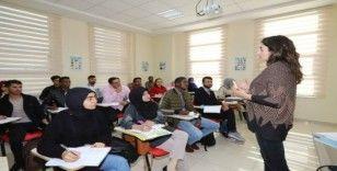 21 farklı ülkeden öğrenciler NEVÜ'de Türkçe ve Türk Kültürü öğreniyor