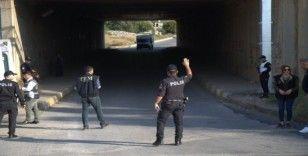İskenderun'da polisten drone destekli uygulama
