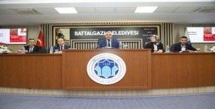 Battalgazi Belediyesi meclisi kasım ayı ilk toplantısını gerçekleştirdi