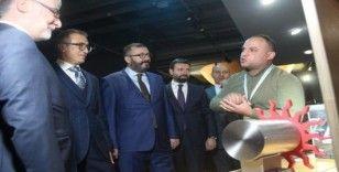Savunma Sanayii Başkanı İsmail Demir, Kocaeli Bilim Merkezini gezdi
